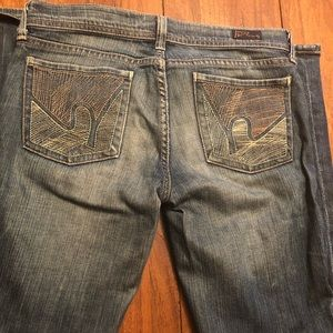 Citizens for humanity (boot cut) great condition